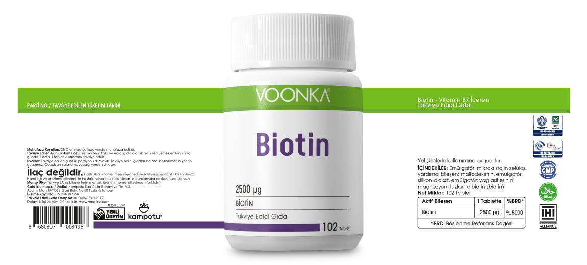 biotin-kelebek