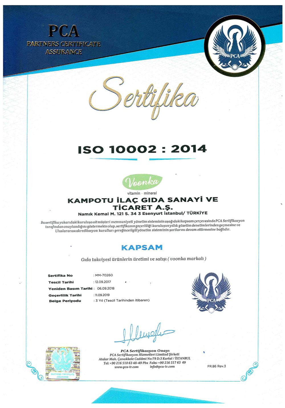 iso10002-musteri-sikayetleri-sertifikasi-2018