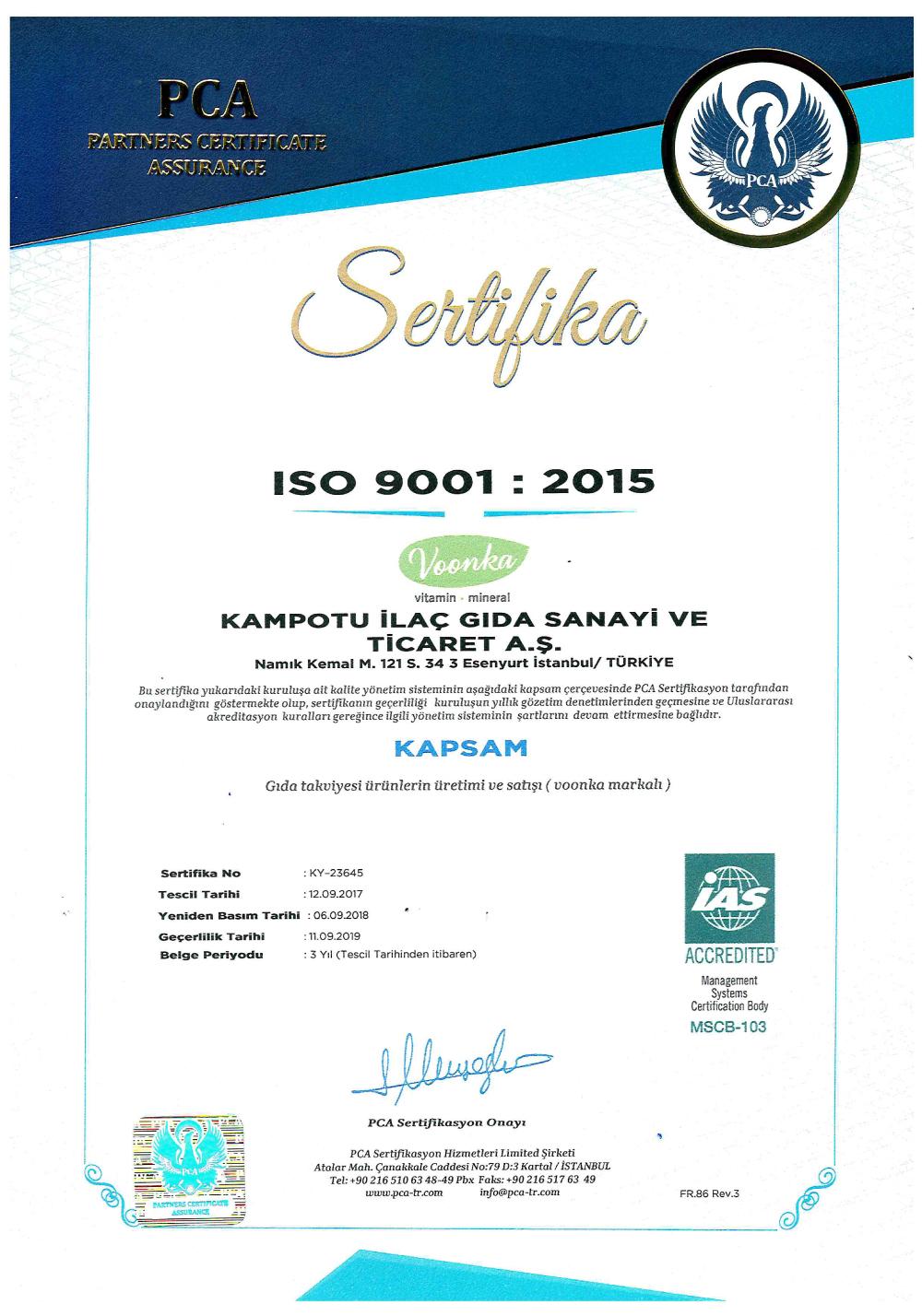iso9001-2015-kalite-yonetim-sistemi-sertifikasi-2018