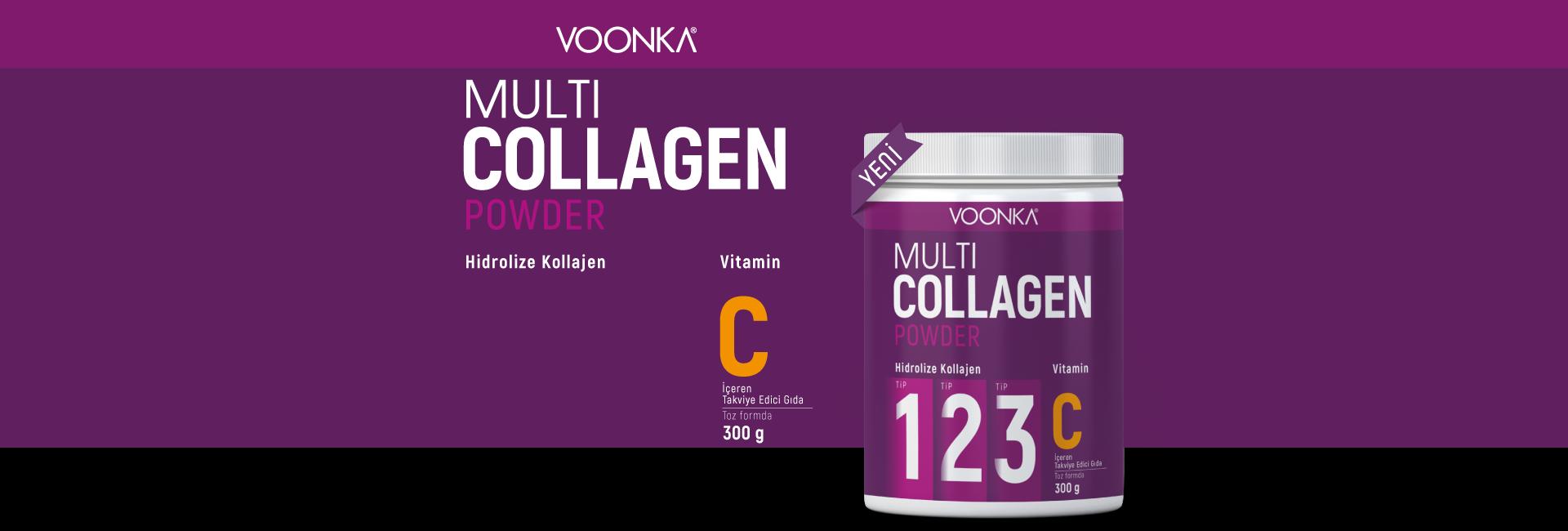 Multi Collagen Powder - Slider