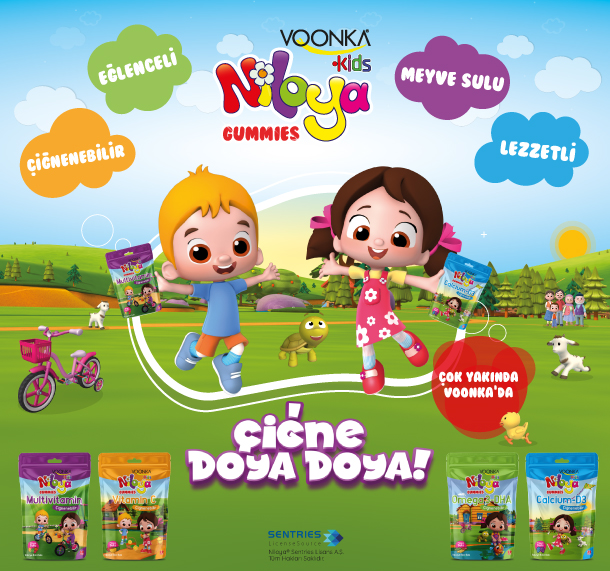 Niloya Gummies - Voonka Kids