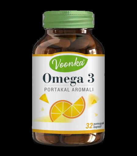omega-3-portakal-aromali